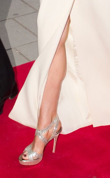 Kate indossa Jimmy Choo