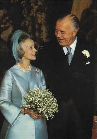 matrimonio di Bertil e Lilian