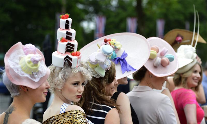 """Sweet"" hats"