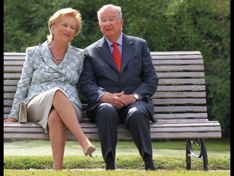 Alberto e Paola del Belgio