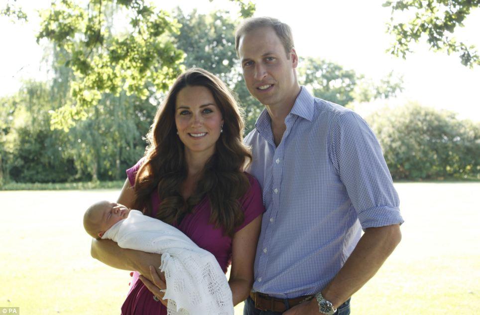 George William e Kate