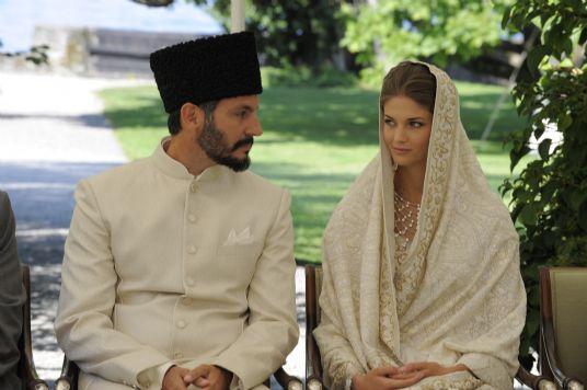 Nikah of Prince Rahim and Kendra Salwa Spears