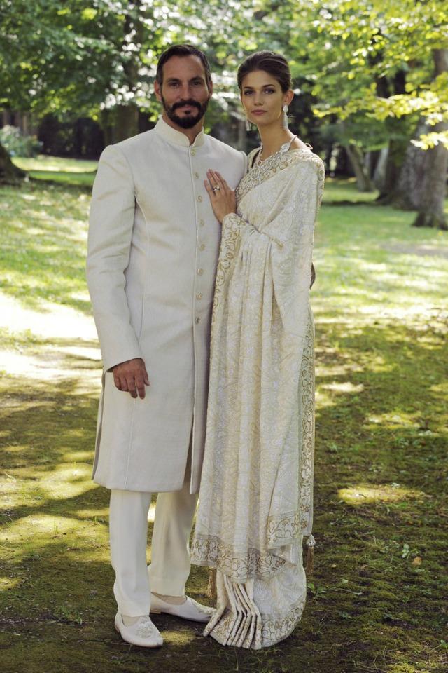 Foto ufficiale del matrimonio