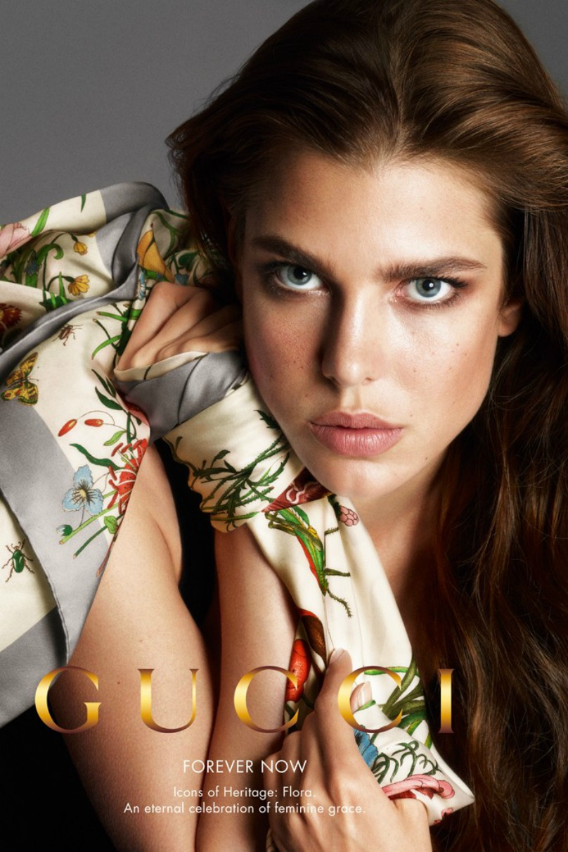 for january Gucci's 'Forever Now' Campaign