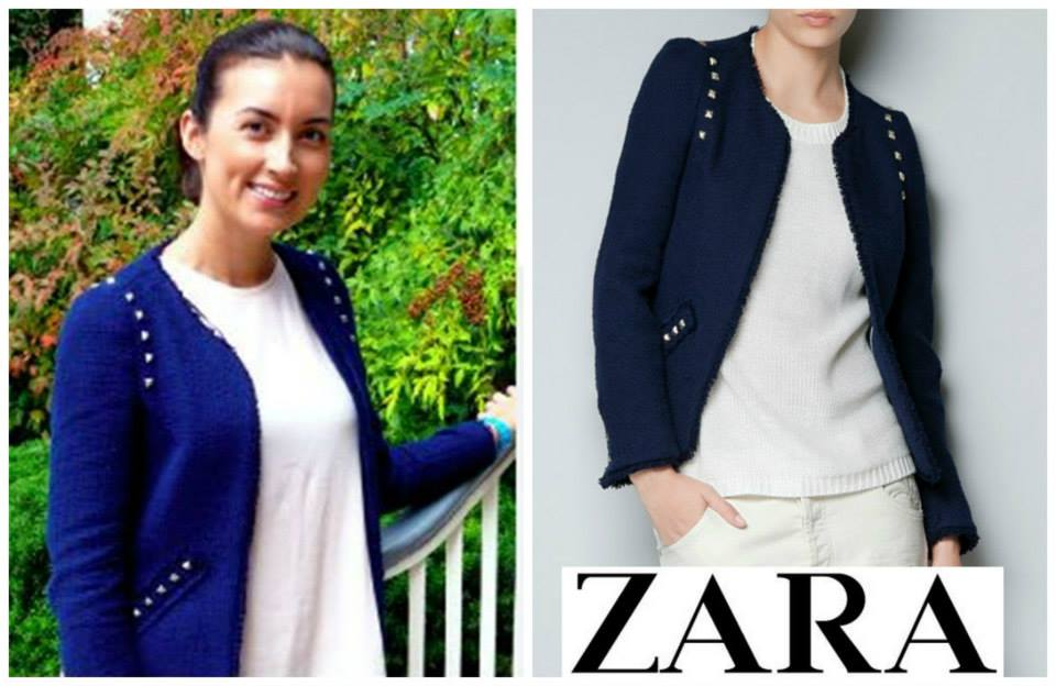 claire lademacher zara jacket