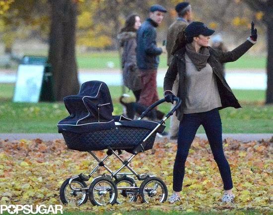Kate in Kensington Gardens