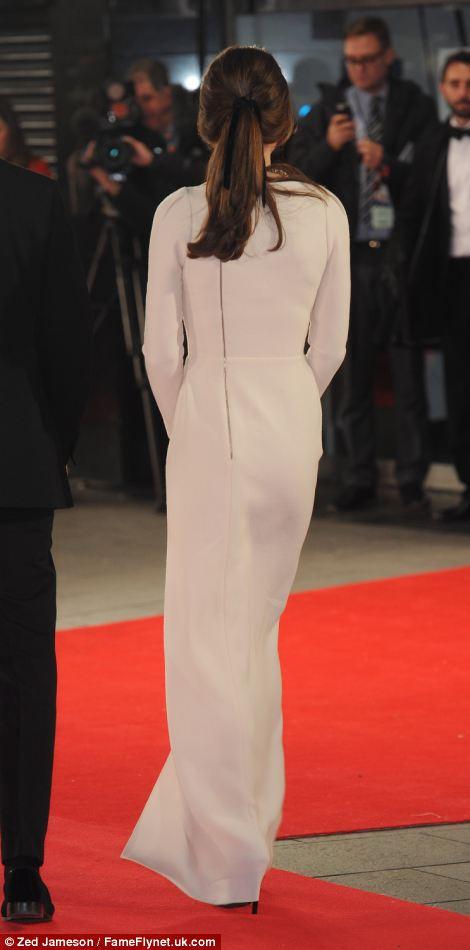 Kate roland mouret back dress