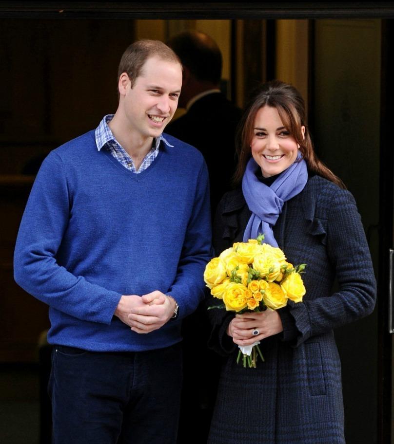 E' ufficiale: i Duchi di Cambridge in attesa del primo figlio It's official: the Duke and Duchess of Cambridge   are expecting a baby