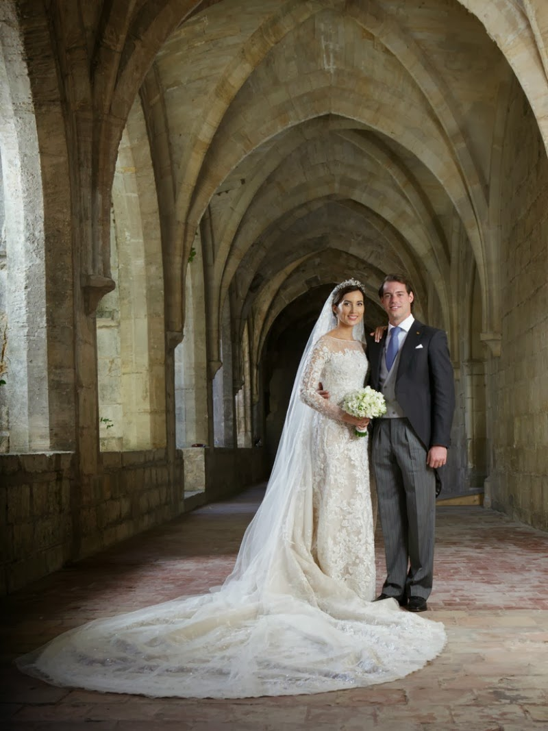 Matrimonio di Felix di Lussemburgo e Claire Lademacher Wedding of Prince Felix of Luxembourg and Claire Lademacher