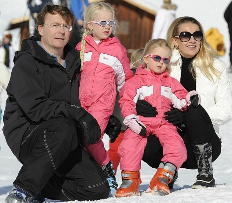 E' morto il Principe Johan Friso d'Olanda Prince Johan Friso of Netherland passed away