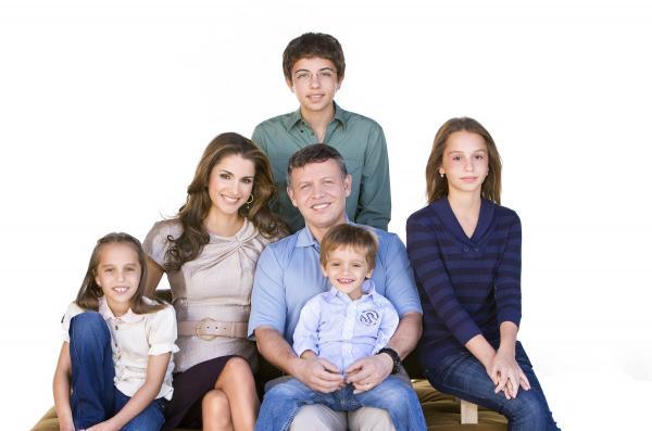 re-abdullah-rania-di-giordania-famiglia