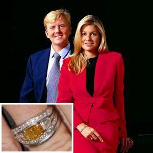 Maxima-d-olanda-anello-di-fidanzamento