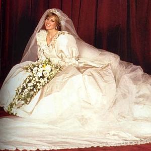 Lady Diana: l'abito da sposa che ha fatto la storia