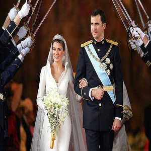Letizia e Felipe di Spagna: le nozze osteggiate