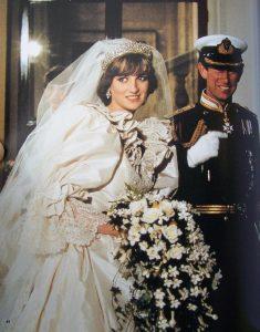 31193c882e1c Il matrimonio di Lady Diana venne celebrato il 29 luglio 1981 nella  cattedrale di St. Paul a Londra.
