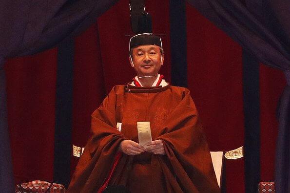 Naruhito è il nuovo Imperatore del Giappone