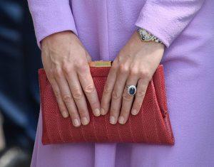 Unghie della Duchessa di Cambridge