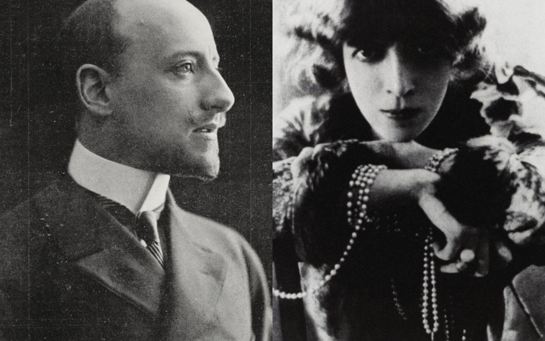 La Marchesa Casati Stampa e D'Annunzio, ovvero Coré e Ariel