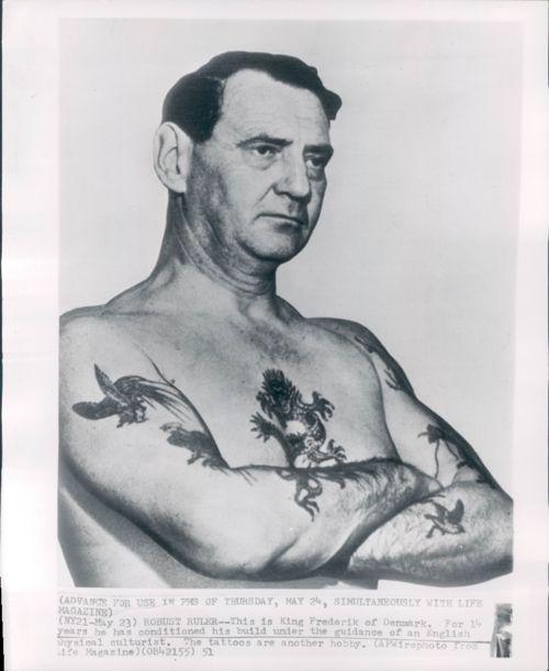 re e tatuaggi