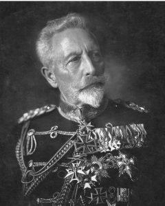 Kaiser Guglielmo II di Germania