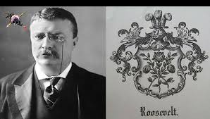 Theodore Rosevelt stemma