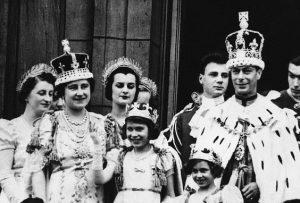 Incoronazione Giorgio VI