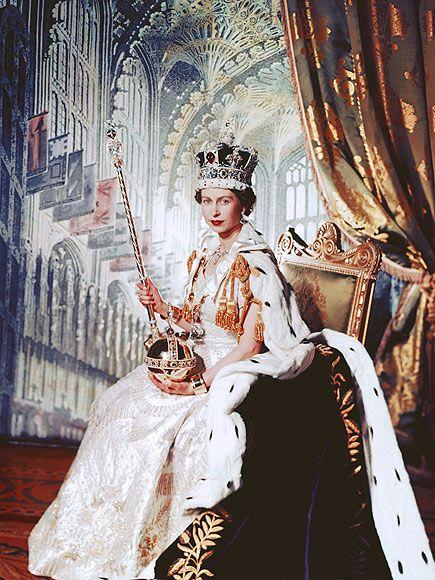 Incoronazione della Regina Elisabetta