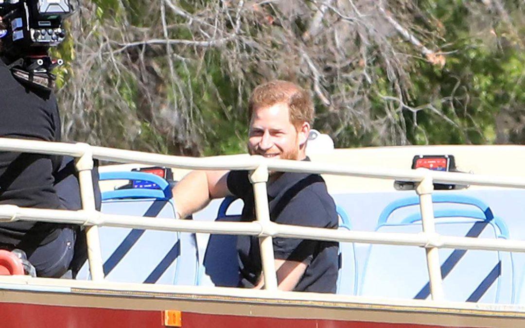 Il principe Harry parla della Regina e di Archie