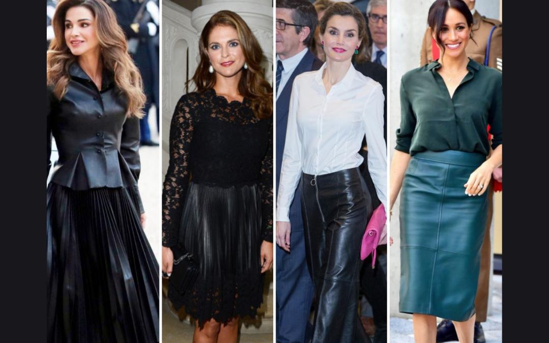 Abbigliamento in pelle: consigli di Royal Style