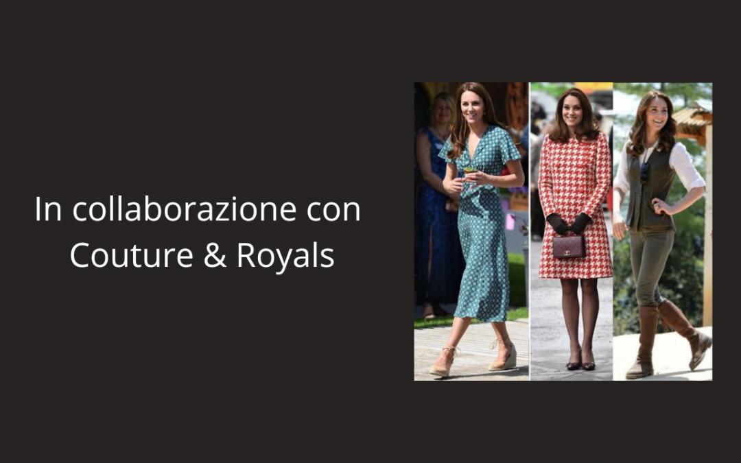 10 must have dal guardaroba della Duchessa di Cambridge