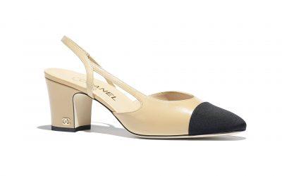Diana e Caroline: le regine delle scarpe bicolor